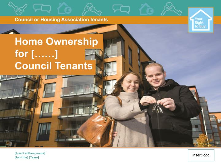 home ownership for council tenants n.