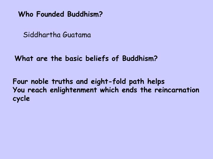 buddhism and the eightfold path essay Buddha made the fourth nobles truths, eightfold path, and the law of karma an argument must be true to be a sound argument the definition of true is the property of being accord with fact or reality.