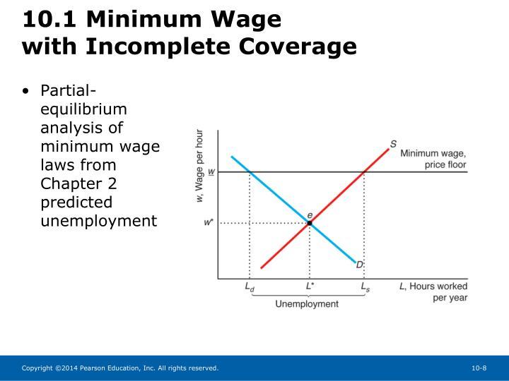 10.1 Minimum Wage