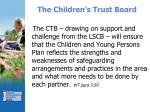 the children s trust board