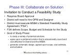 phase iii collaborate on solution