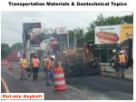 transportation materials geotechnical topics4