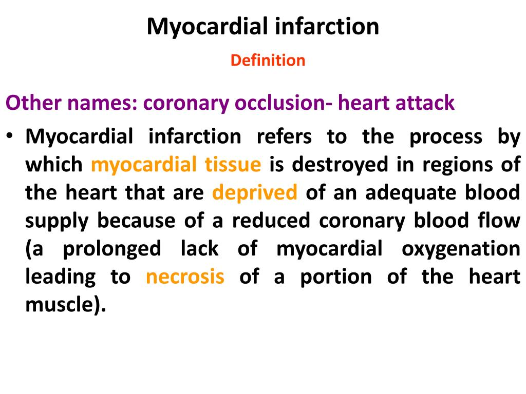 PPT - Management & Nursing Care of Patient with Coronary ...