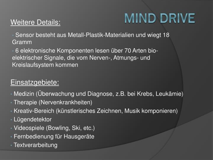 Mind drive1