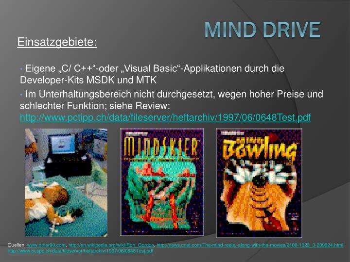 Mind drive2