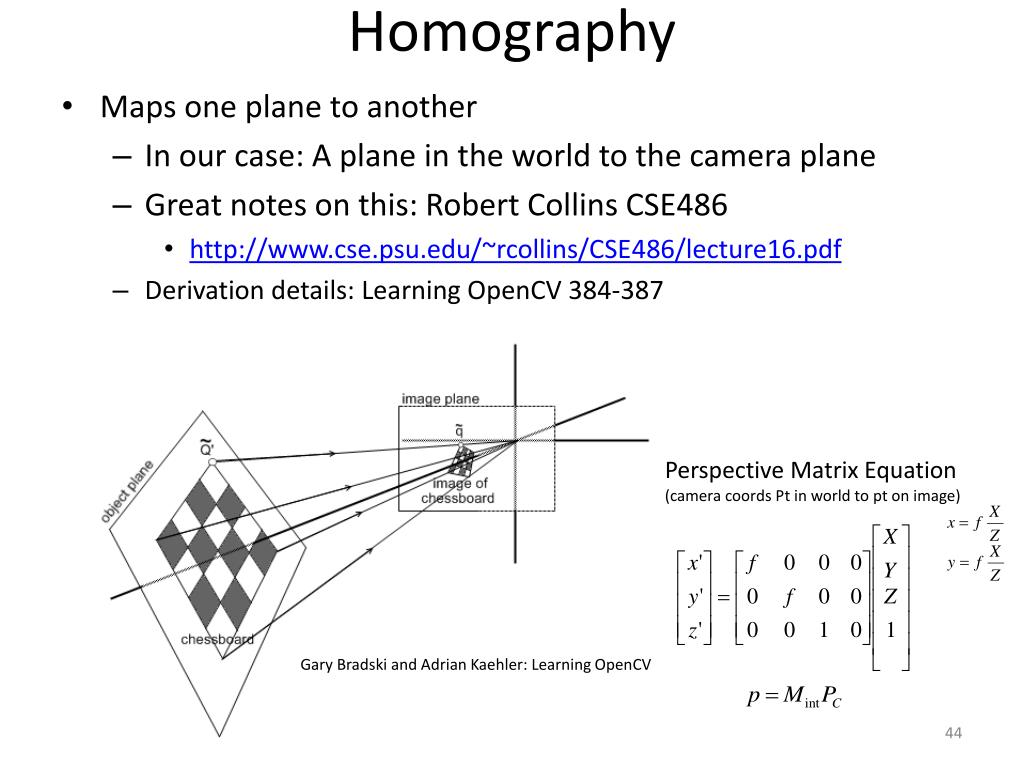 PPT - OpenCV Tutorial PowerPoint Presentation - ID:4370047