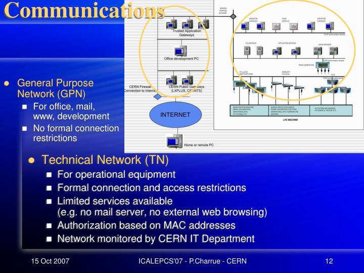 Technical Network (TN)