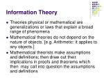 information theory1