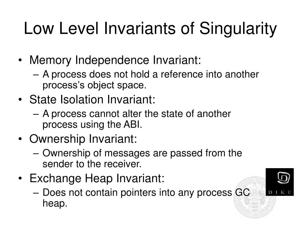 PPT - Presentation of Singularity PowerPoint Presentation - ID:4371357