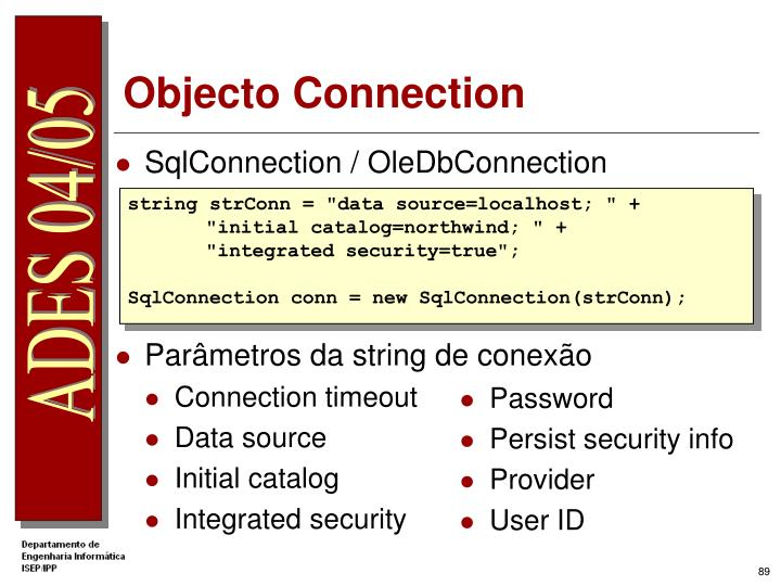 Objecto Connection