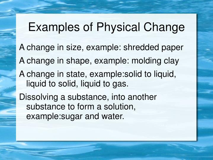 Ppt Chemical Change Powerpoint Presentation Id4371733