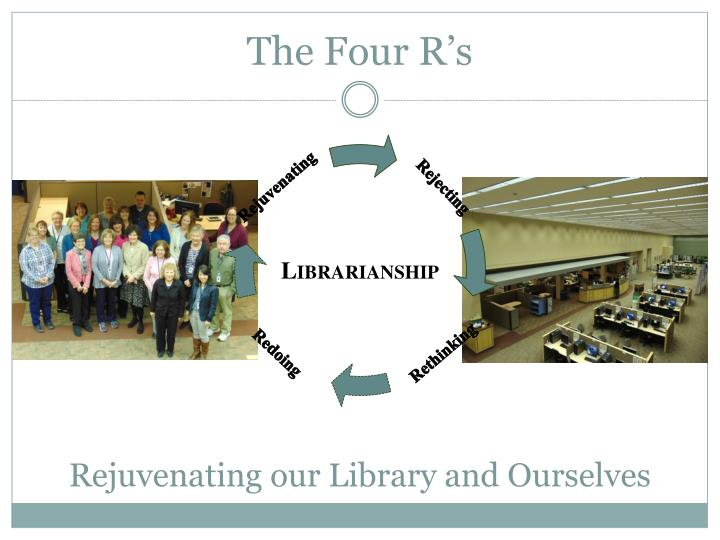 The Four R's