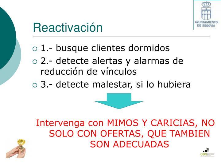 Reactivación