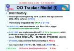 oo tracker model i