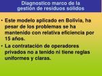 diagnostico marco de la gesti n de residuos s lidos2