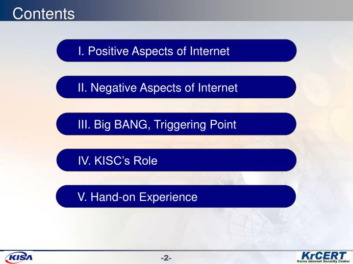 the positive and negative aspects of the internet