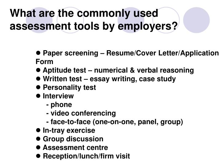 essay test interview Test as valid) can easily be administered remotely a writing sample) positive bias (only the best writing samples chosen) written task applicants complete a.