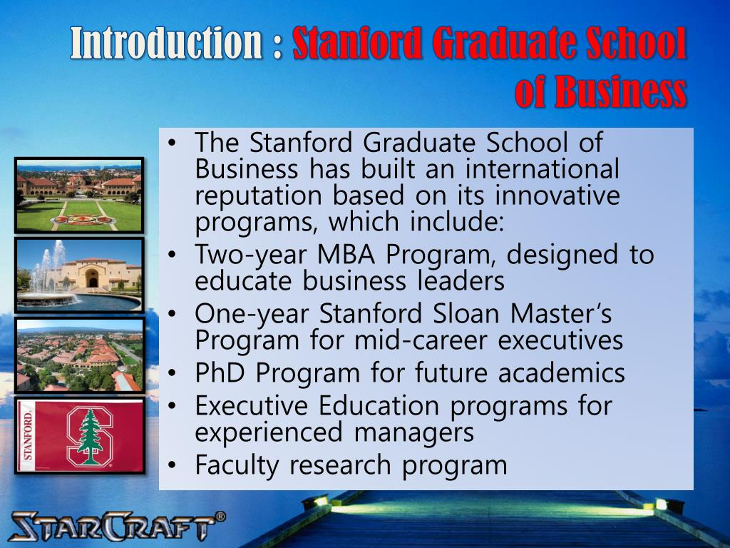 PPT - The Vision and Mission of KNU VS Stanford University