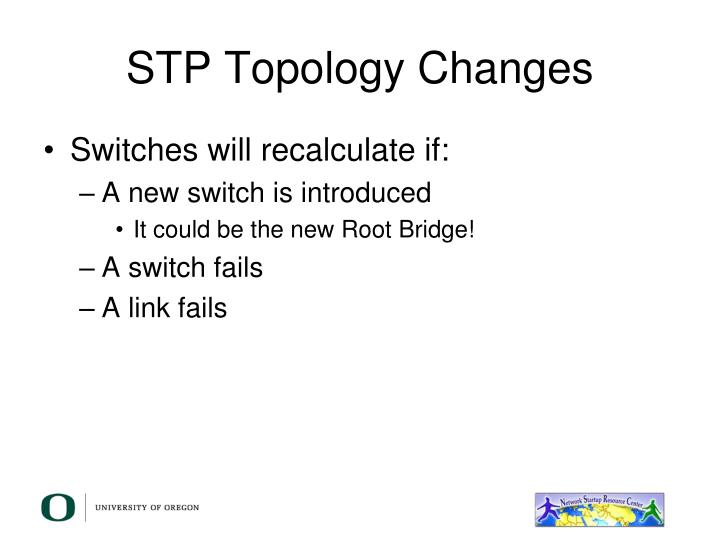 STP Topology Changes