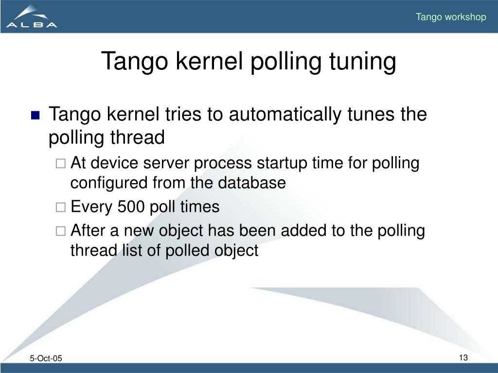 PPT - Tango polling system PowerPoint Presentation - ID:4374328