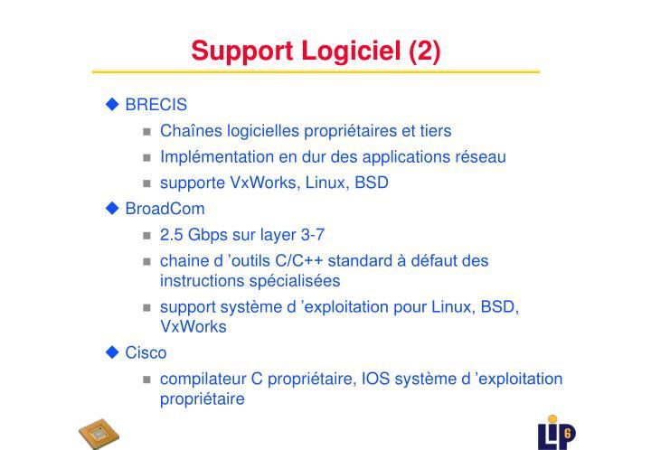 Support Logiciel (2)