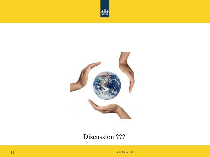 Discussion ???