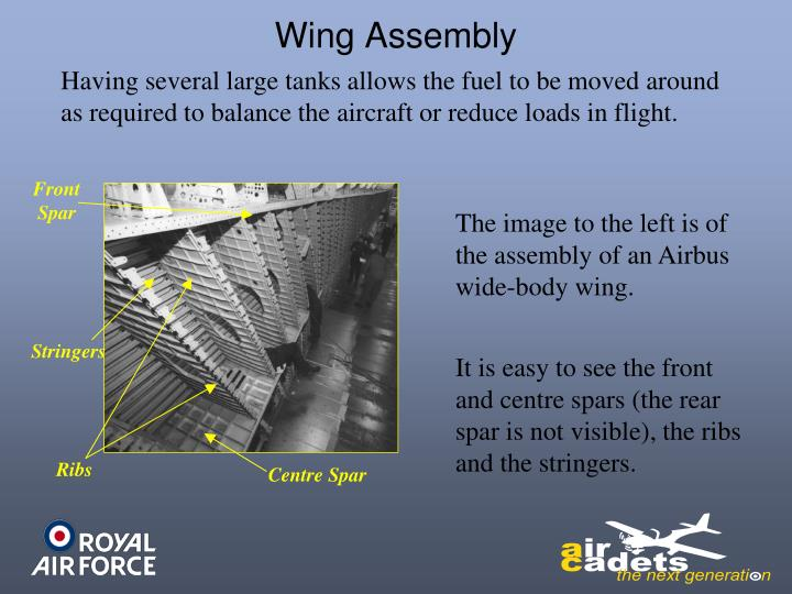Wing Assembly