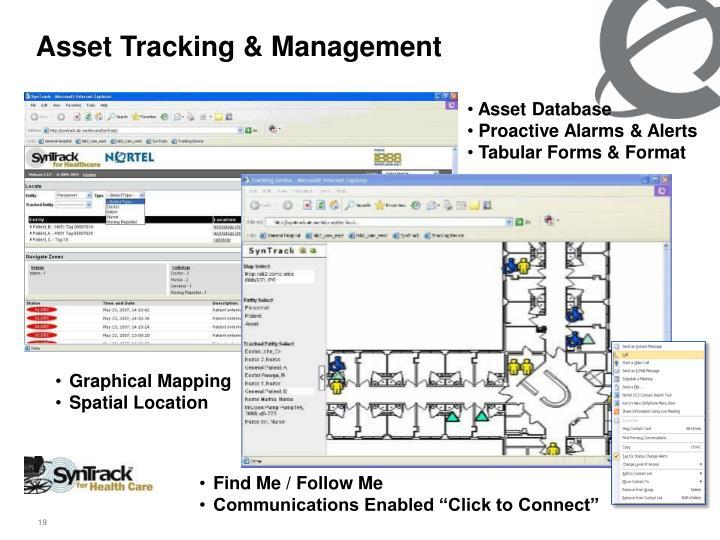Asset Tracking & Management