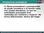 perspectivas sociol gicas1