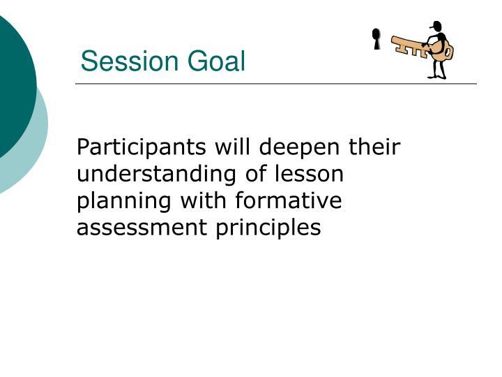 understanding the principals of assesment