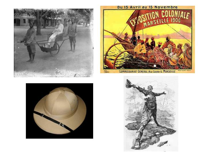 Images of colonial africa