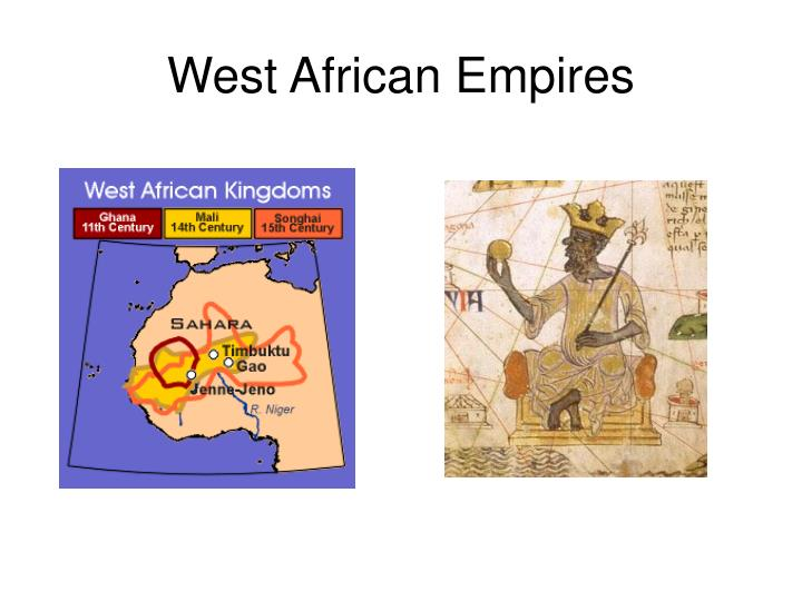 West African Empires