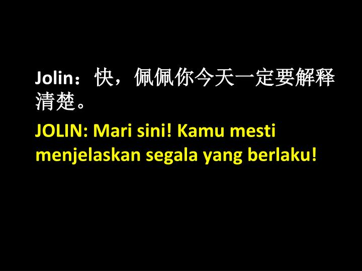 Jolin