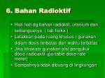6 bahan radioktif