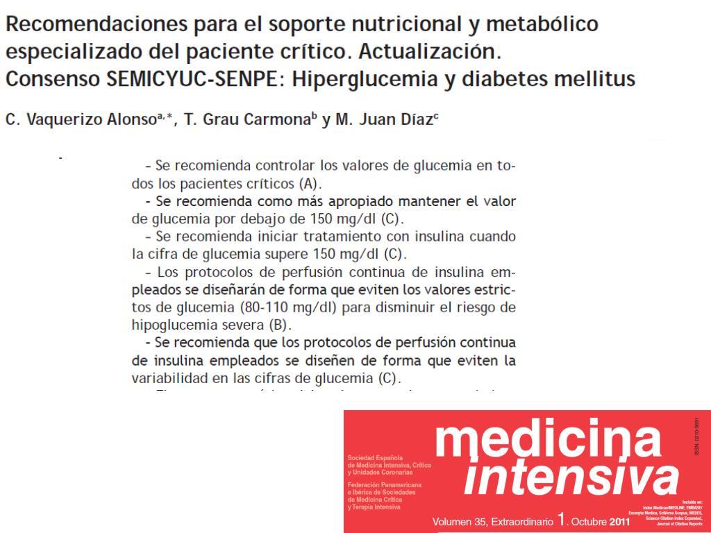 diabetes medicina nutricional terapia pptx