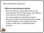 discretionary calories2