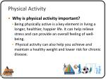 physical activity1