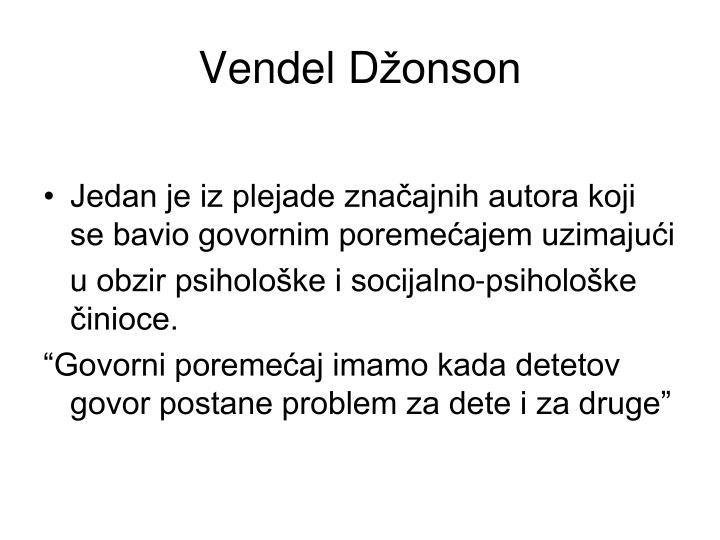 Vendel D
