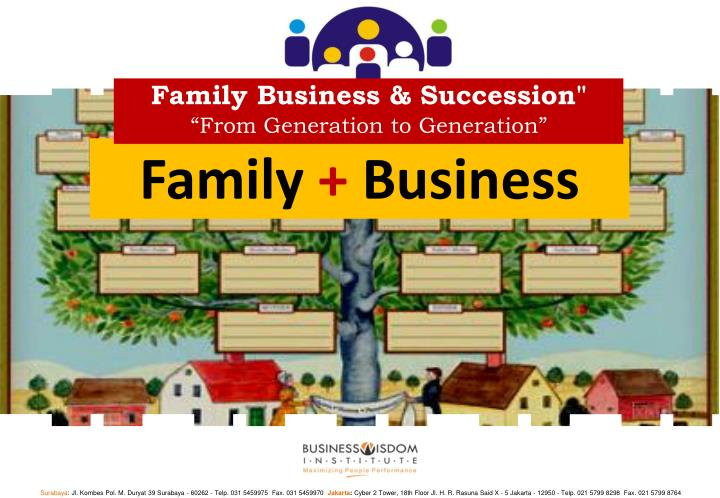 """Family Business & Succession"""""""