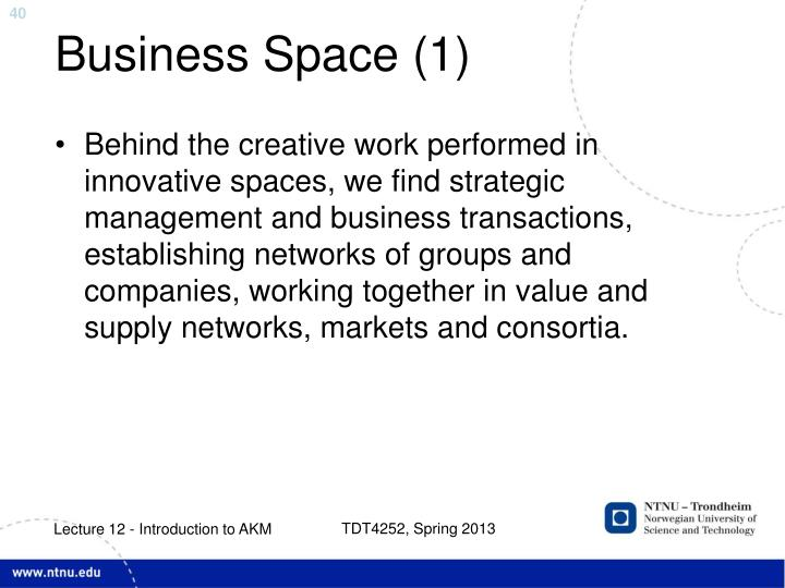 Business Space (1)