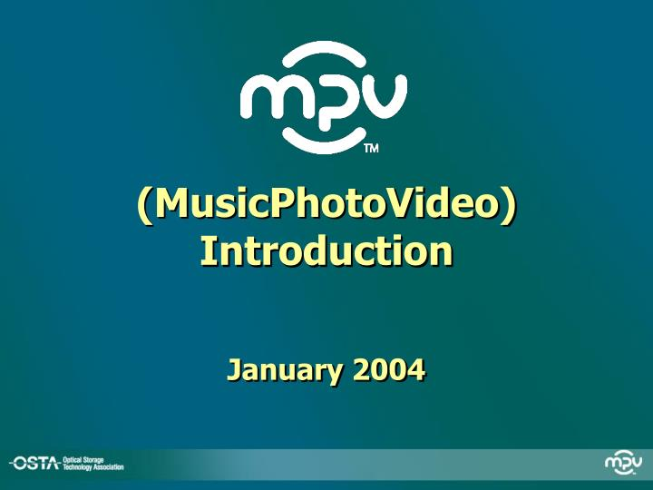 musicphotovideo introduction n.