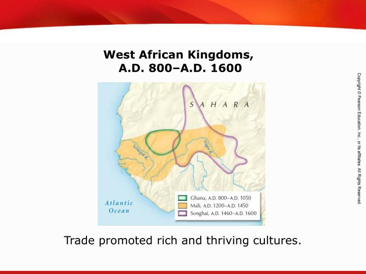 West African Kingdoms,