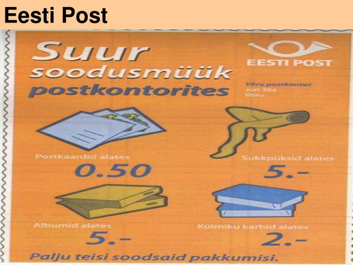 Eesti Post