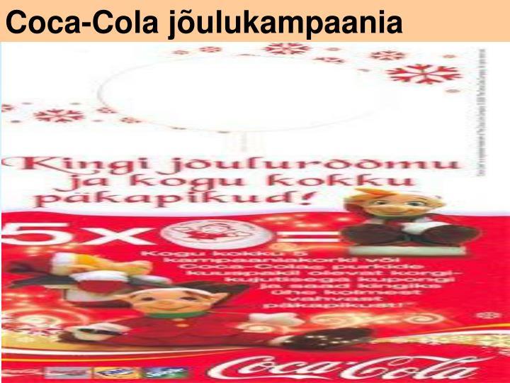 Coca-Cola jõulukampaania