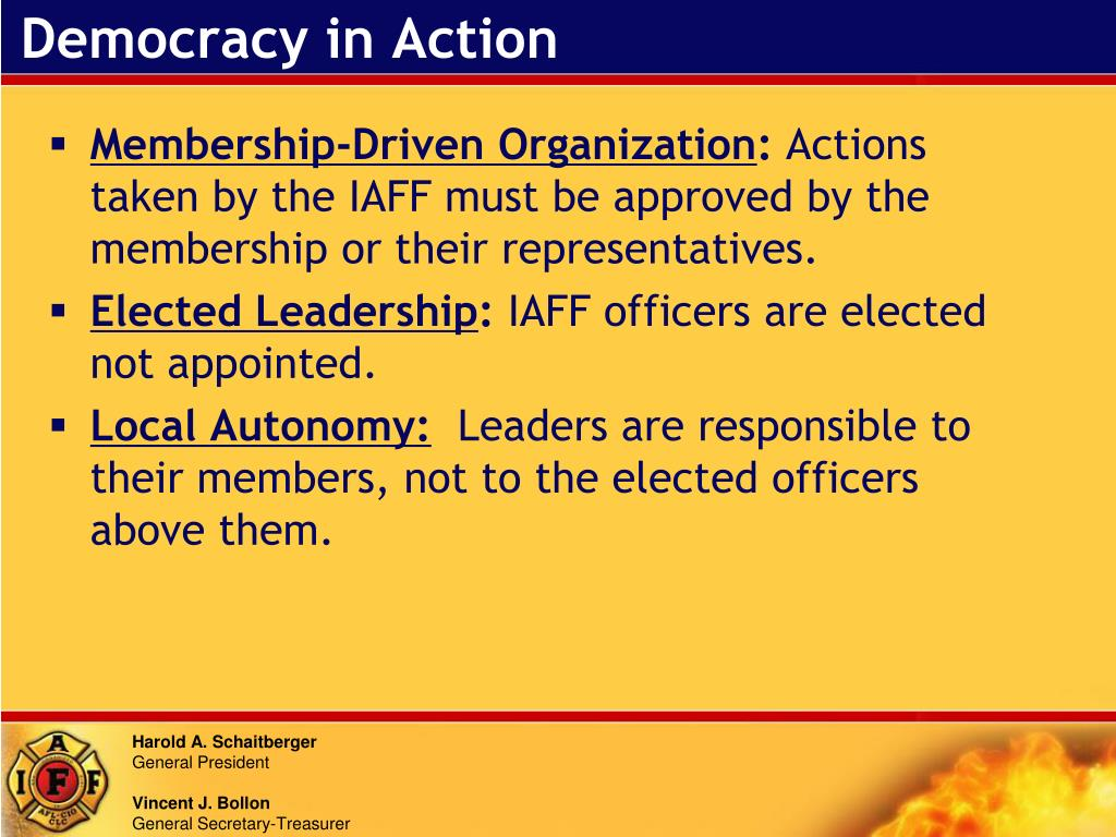 PPT - Welcome to the IAFF PowerPoint Presentation - ID:4385496
