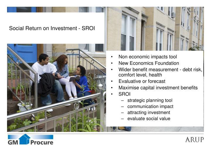 Non economic impacts tool