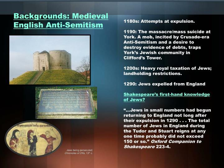 1180s: Attempts at expulsion.