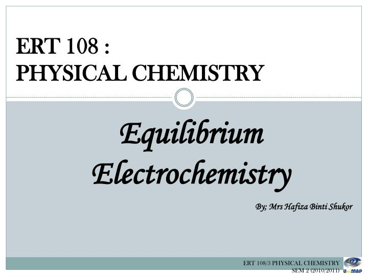 chemistry ert These are the sources and citations used to research chemistry ert this bibliography was generated on cite this for me on thursday, february 23, 2017.
