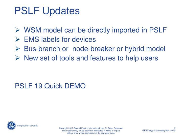 PSLF Updates