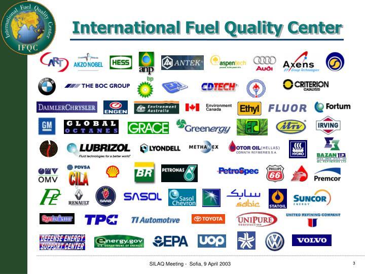 International fuel quality center1